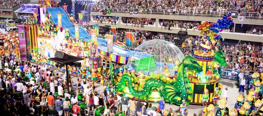 Rio Karnavalı 2019 - Genel