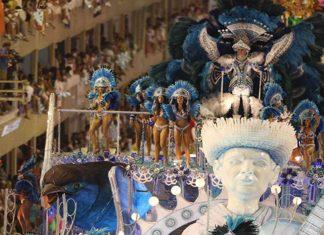 Dünyanın Eğlencesi Rio Karnavalı 2019 - Kapak