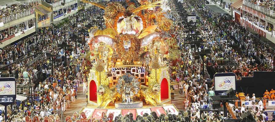 Rio Karnavalı 2019 - Kutlama