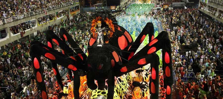 Rio Karnavalı 2019 - Örümcek