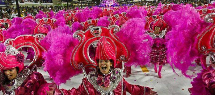 Rio Karnavalı 2019 - Tarih - Pembe