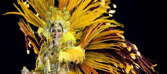 Rio Karnavalı 2019 - Tarih - Sarı