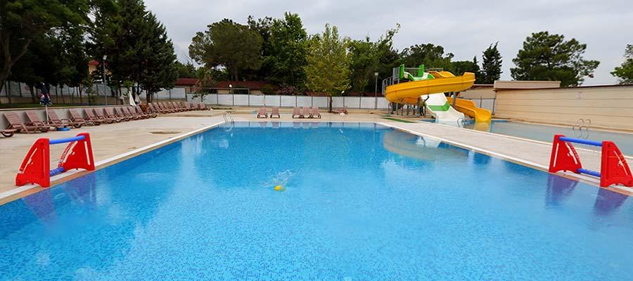 Rizom Tatil Köyü - Çocuk Havuzu