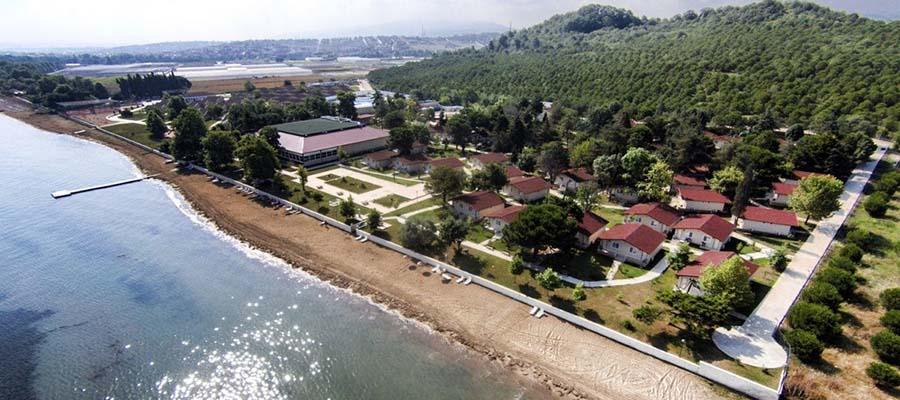 Rizom Tatil Köyü - Genel