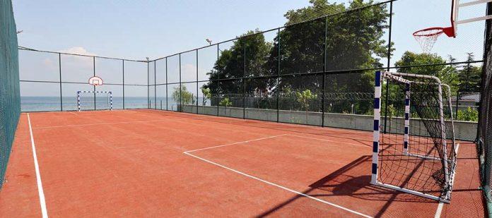 Rizom Tatil Köyü - Spor