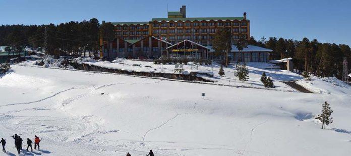 Sarıkamış Kayak Merkezi - Konaklama