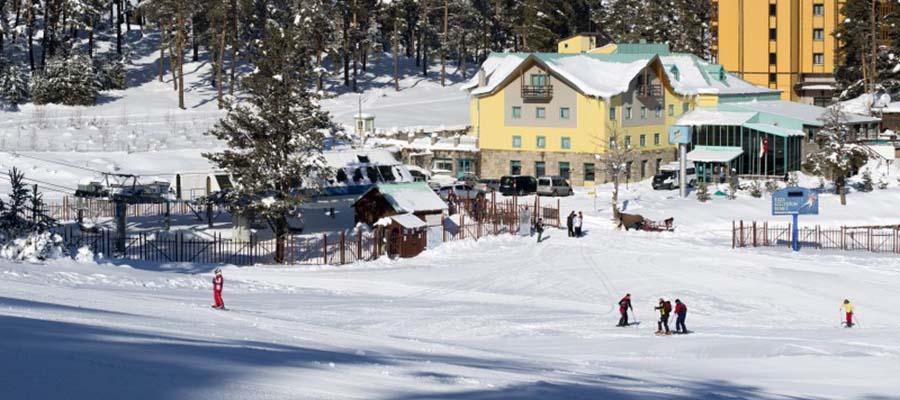 Sarıkamış Kayak Merkezi - Pistler - Genel