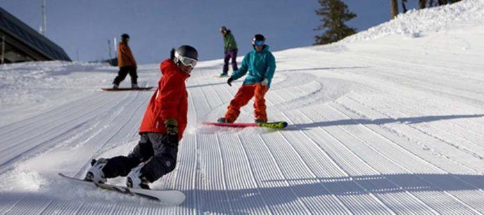 Sarıkamış Kayak Merkezi - Snowboard
