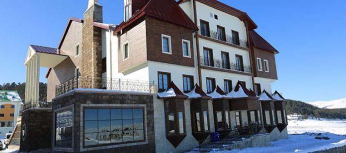 Sarıkamış Kayak Merkezi - White Park Hotel