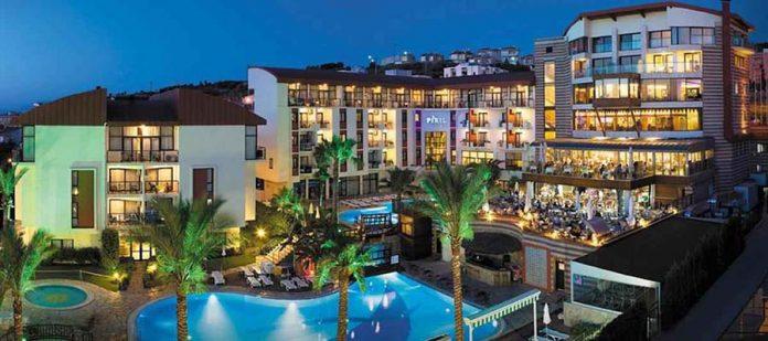 Tam Pansiyon Termal Oteller - Pırıl Otel