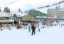 Uludağ Kayak Merkezi Liftleri - Kapak