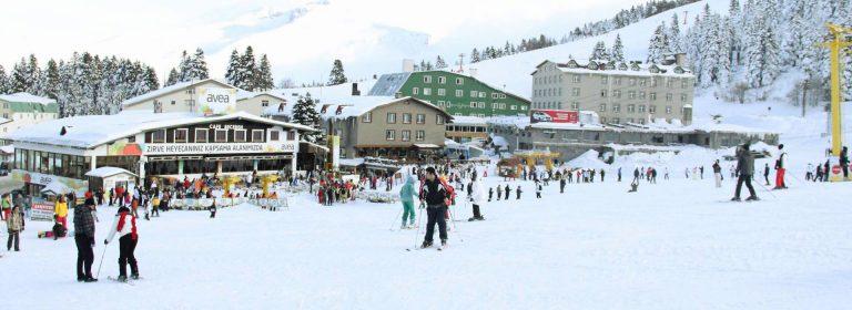 Kayak Merkezlerinde Özel Kayak Dersi Ücretleri