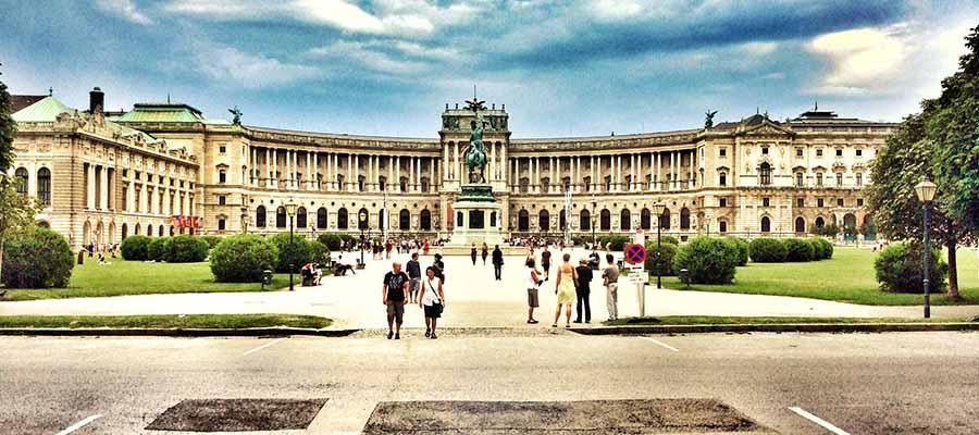Viyana - Hofburg İmparatorluk Sarayı