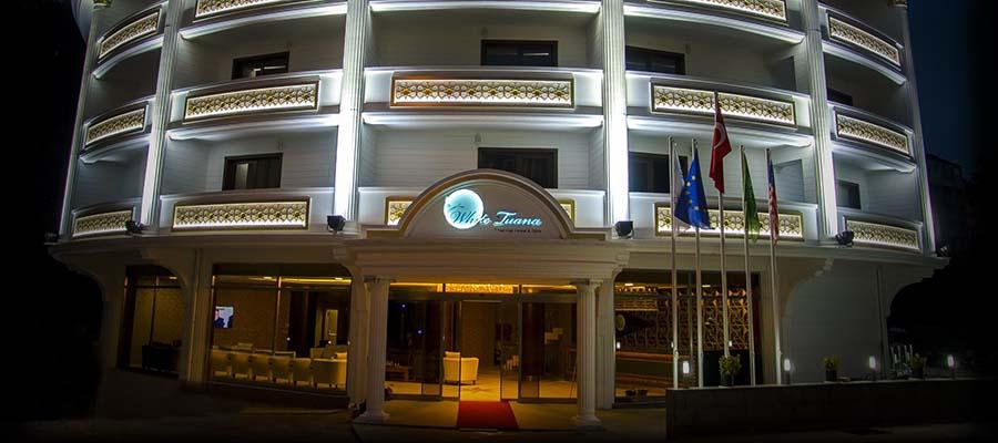White Tuana Termal Hotel - Genel