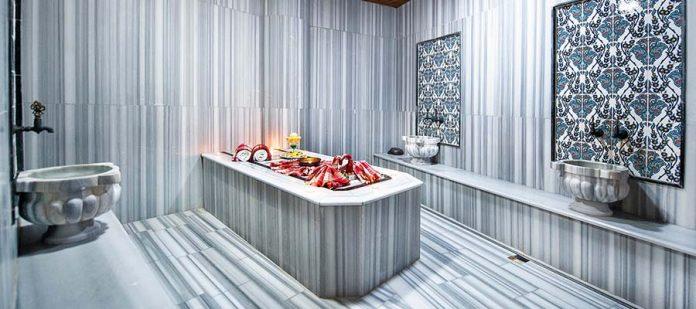 White Tuana Termal Hotel - Hamam