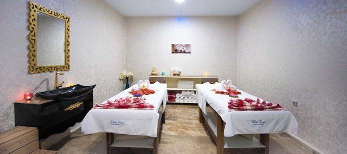White Tuana Termal Hotel - Masaj