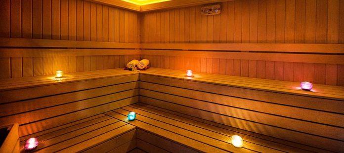 White Tuana Termal Hotel - Sauna