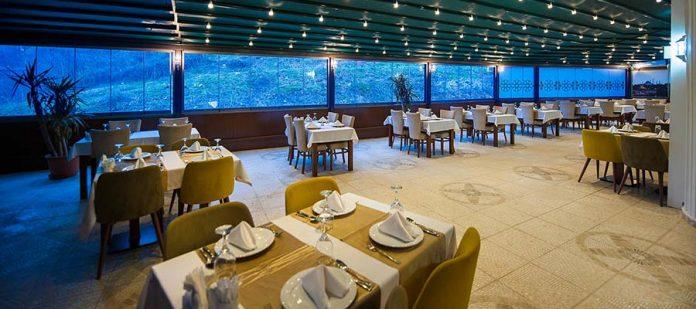 White Tuana Termal Hotel - Yeme-İçme