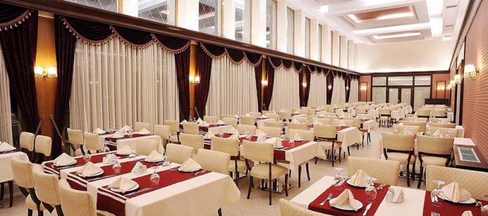 Yalova Termal Otel - Restorant