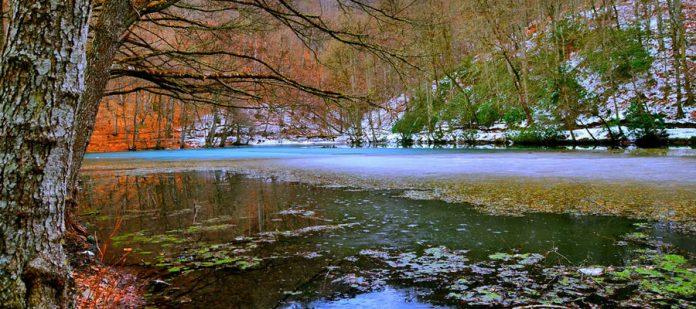 Kış Mevsiminde Yedigöller - Doğal Göller