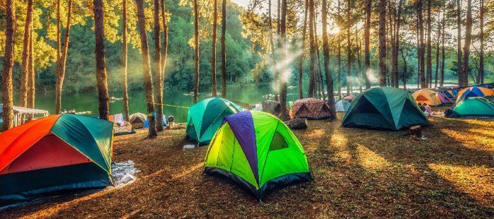Kış Mevsiminde Yedigöller - Kamp