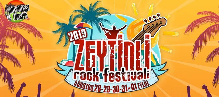 Zeytinli Rock Festivali - Afiş