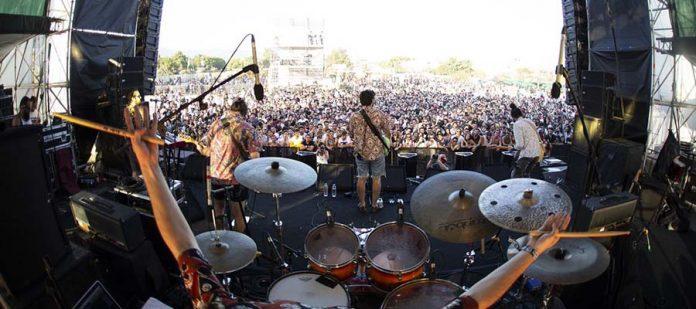 Zeytinli Rock Festivali - Davullar