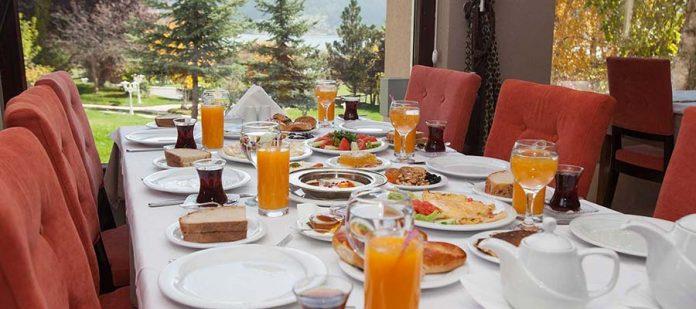 Taksim International Abant Palace - Ana Restoran