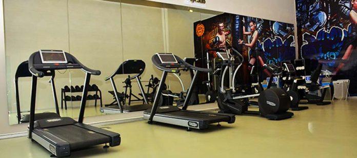 Ağaoğlu My Mountain - Fitness Center