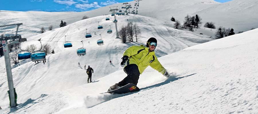 Ağaoğlu My Mountain - Kayak Merkezi