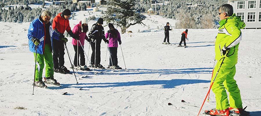 Ağaoğlu My Mountain - Kayak Okulu