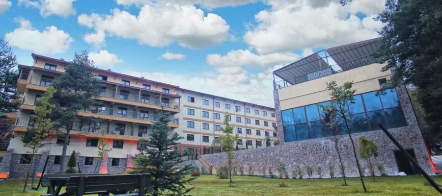 Bolu Koru Hotels - Genel