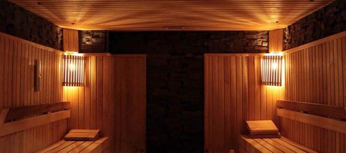 Bolu Koru Hotels - Sauna