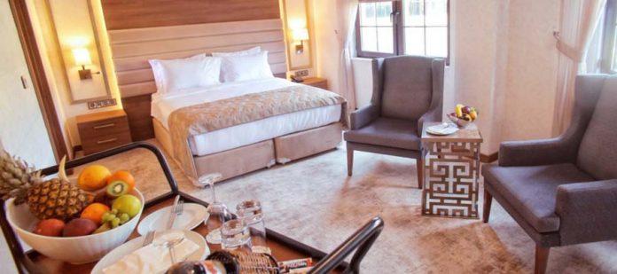 Bolu Koru Hotels - Standart Oda