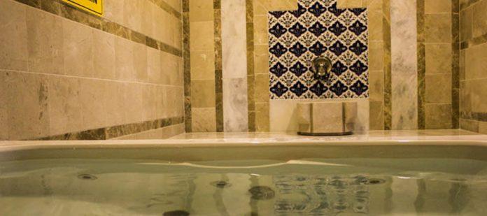 Budan Termal Otel - Aile Banyoları