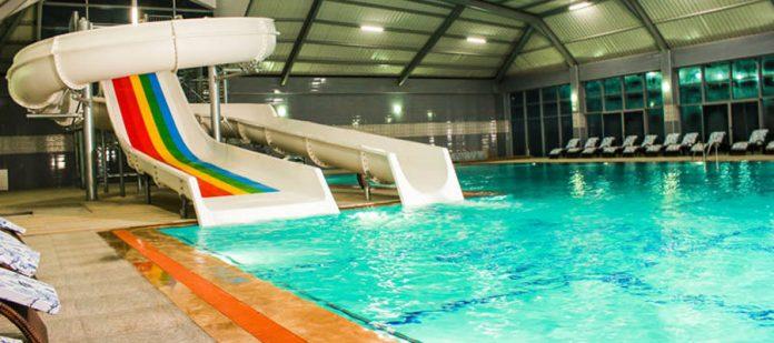 Budan Termal Otel - Havuz
