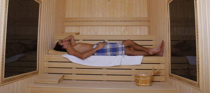 Budan Termal Otel - Sauna