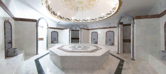 Budan Termal Otel - Türk Hamamı