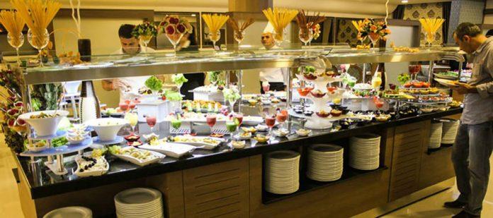 Budan Termal Otel - Yeme-İçme