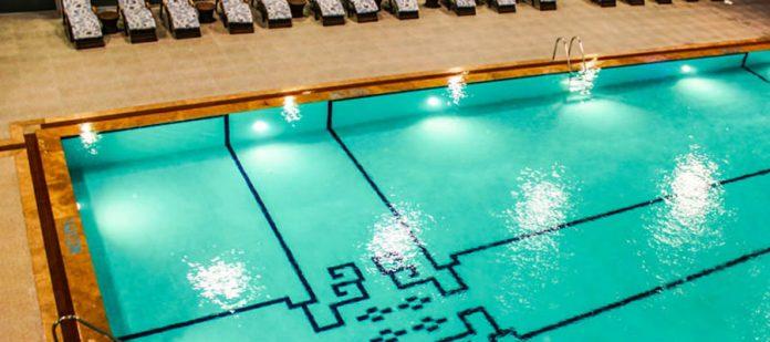 Budan Termal Otel - Yüzme Havuzu
