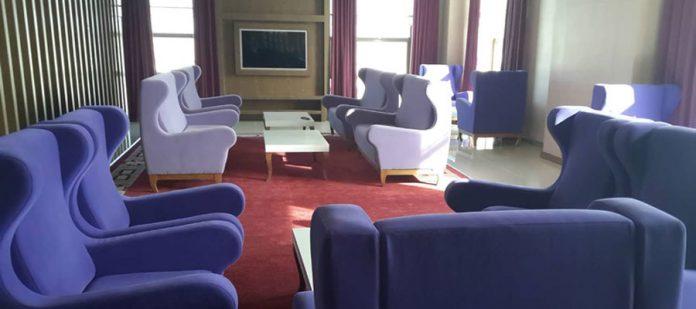 Budan Termal Otel - TV Odası