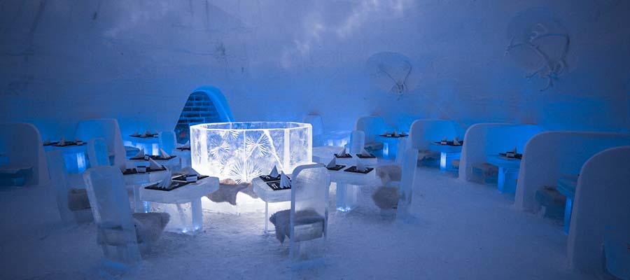 Buz Oteller - Lapland Hotels SnowVillage - Genel