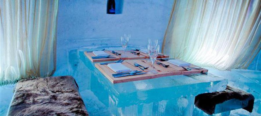 Buz Oteller - Masa