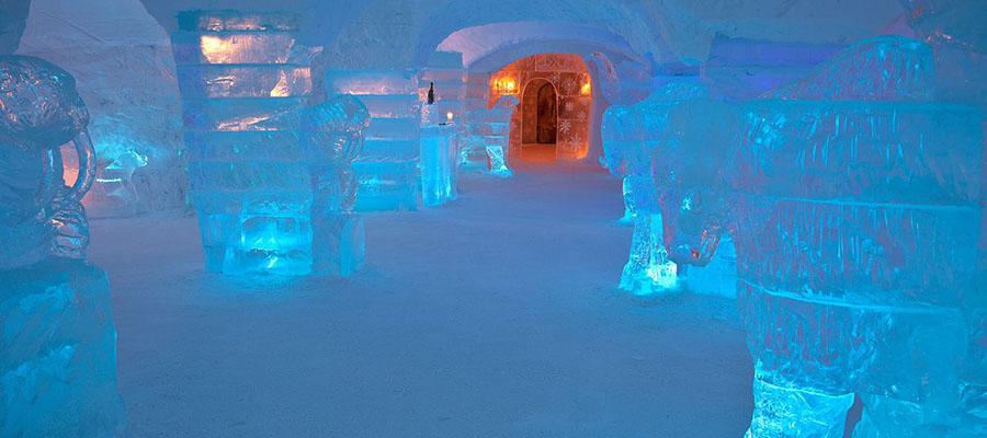Buz Oteller - Sorrisniva Igloo Hotel - Genel
