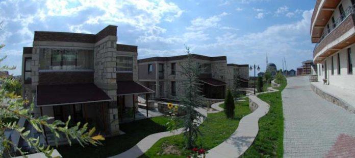 Ceylan Termal Hotel - Manzara