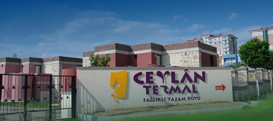 Ceylan Termal Hotel - Genel