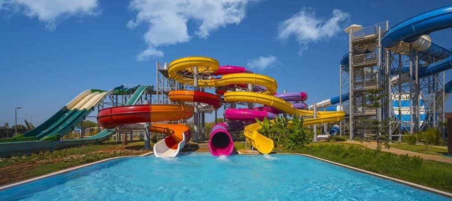 Concorde Luxury Resort - Aquapark