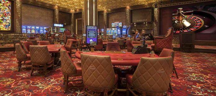 Concorde Luxury Resort - Casino