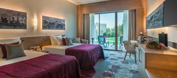 Concorde Luxury Resort - Deluxe Oda