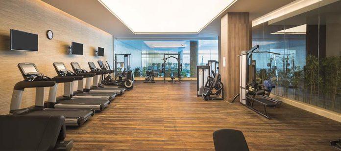 Concorde Luxury Resort - Fitness